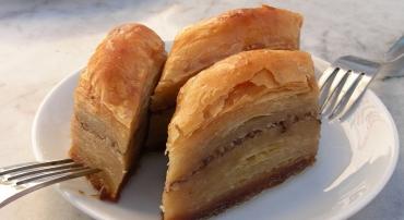 Griekse baklava